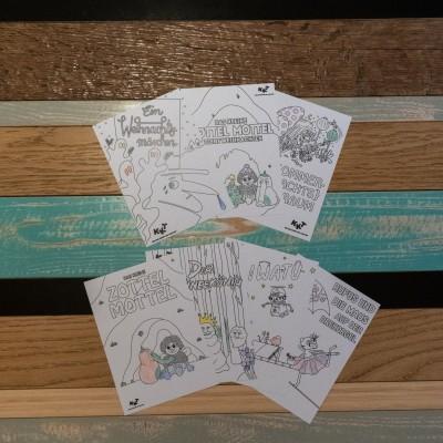 Postkarten im KKT Online-Shop