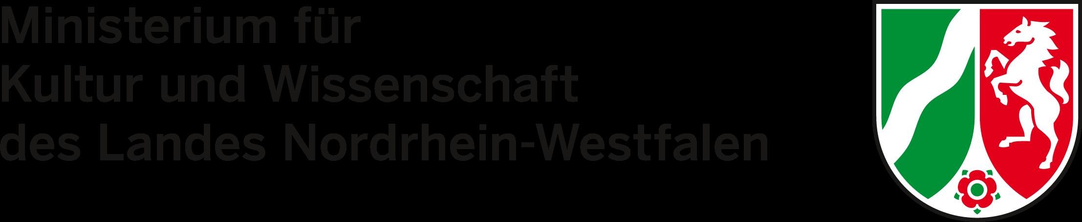 Logo von Ministerium für Kultur und Wissenschaft des Landes Nordrhein-Westfalen
