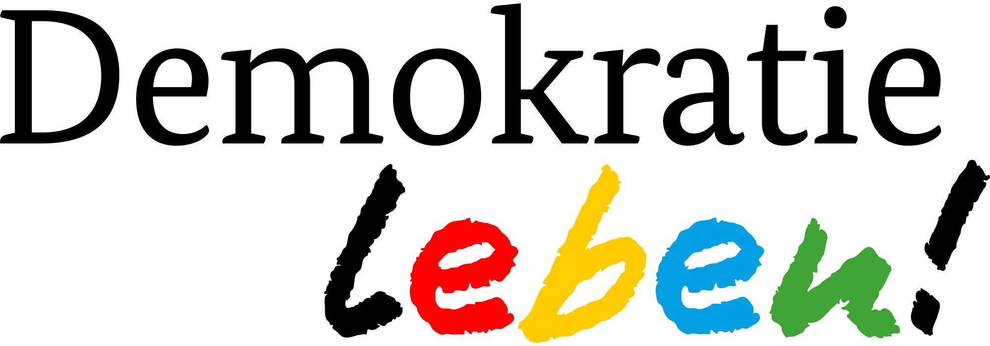 Logo von Bundesprogramm Demokratie Leben!