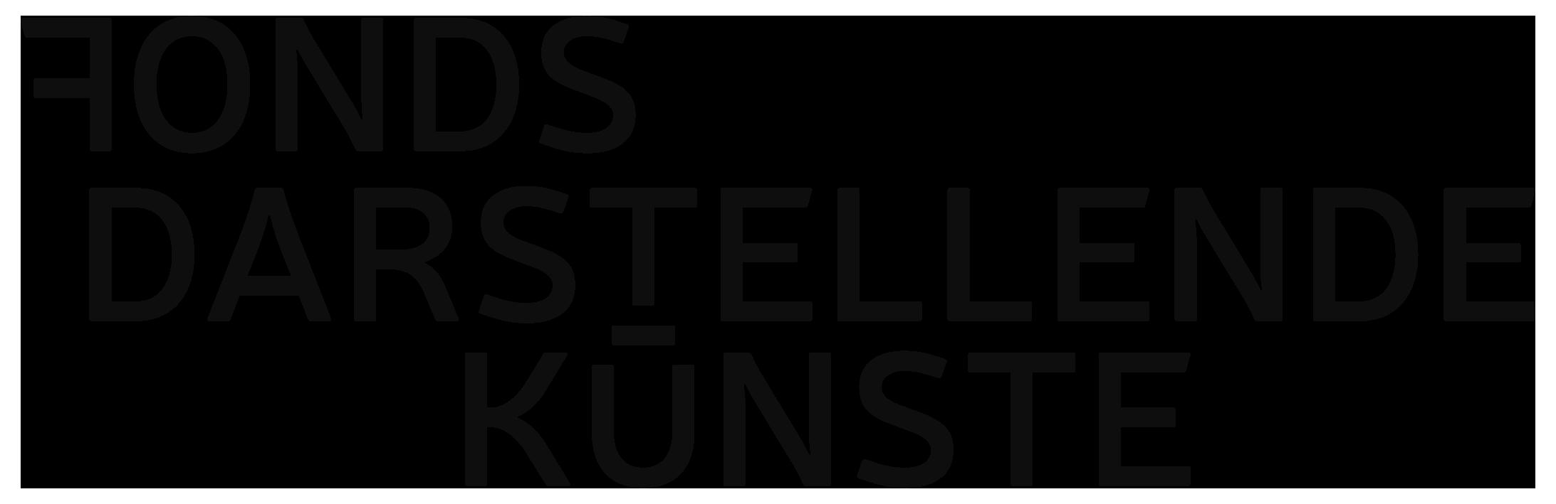 Logo von Fonds Darstellende Künste