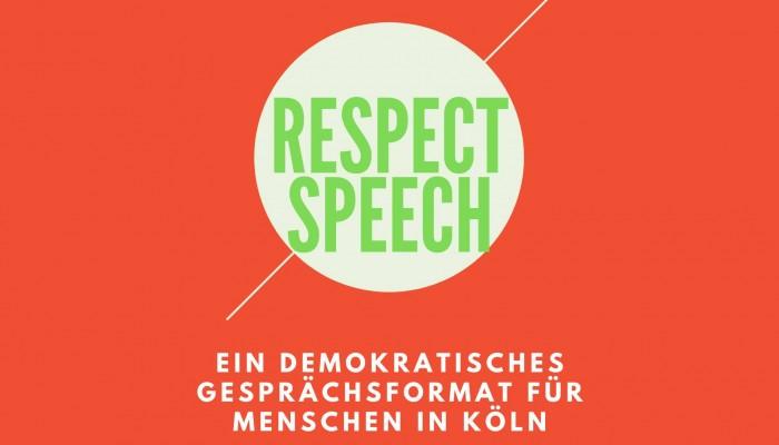 Titelbild zu RESPECT SPEECH